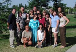 2003 Writing Project Institute Fellows