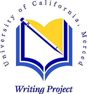 The UC Merced Writing Project logo